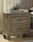 Homelegance Transitional Style Night Stand Sylvania EL2298-4