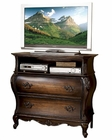 Homelegance TV Chest in Traditional Style Bayard Park EL2274-11