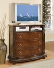 Homelegance TV Chest Palace EL-1394-11