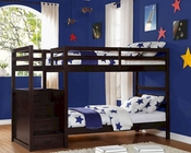 Homelegance Twin/Twin Bunk Bed Atlas EL-B2250-1