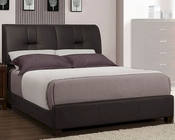 Homelegance Upholstered Bed Bleeker EL2112PUBED