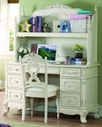 Homelegance Writing Desk and Hutch Cinderella EL-1386-1011