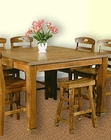 Honey Oak Dining Table SU-1245RO