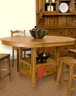 Honey Oak Dining Table SU-1247RO