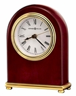 Howard Miller Table Clock Rosewood Arch HM-613487