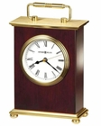 Howard Miller Table Clock Rosewood Bracket HM-613528