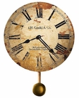 Howard Miller Wall Clock J. H. Gould and Co II HM-620257