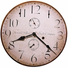 Howard Miller Wall Clock Original Howard Miller III HM-620314