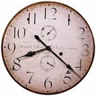 Howard Miller Wall Clock Original Howard Miller IV HM-620315