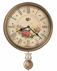 Howard Miller Wall Clock Savannah Botanical VII HM-620440