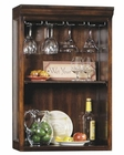 Hutch Wine & Bar Cabinet Belmont by Howard Miller HM-695-026