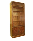 Infinity Furniture 2-Door Bookshelf Louis XVI INLV-552-1
