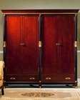 Infinity Furniture 4-Door Wardrobe Gigasso INGI-85284