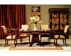 Infinity Furniture Dining Set w/ Square Table Gigasso INGI-81202SET