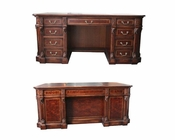 Infinity Furniture Executive Desk Louis XVI INLV-570-1