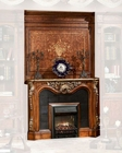 Infinity Furniture Fireplace w/ Back Panel Louis XVI INLV-972