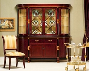 Infinity Furniture Four-Door Display Cabinet Gigasso INGI-85204