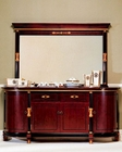 Infinity Furniture Sideboard w/ Mirror Gigasso INGI-85224SM