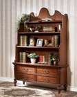 Infinity Furniture Small Book Cabinet Louis XVI INLV-555