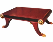 Infinity Furniture Square Coffee Table Gigasso INGI-83205