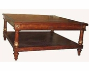 Infinity Furniture Square Table Louis XVI INLV631