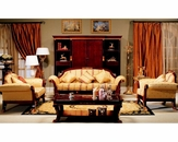 Infinity Furniture Traditional Sofa Set Gigasso INGI-89263SET