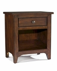 Intercon 1 Drawer Night Stand Jackson INJK5001