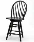 "Intercon 24"" Bar Stool Rustic Traditions INRTBSN140824(Set of 2)"