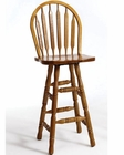 Intercon Arrow Back Bar Stool Classic Oak INCOBS26330 (Set of 2)