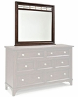 Intercon Bedroom Mirror Hayden INHY5991