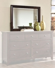 Intercon Bedroom Mirror Jackson INJK5091