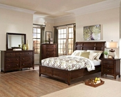 Intercon Bedroom Set Jackson INJK5050SET