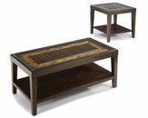 Intercon Coffee Table Set Kashi INKITA4824SET