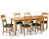 Intercon Dining Room Set Family INFD-TA-L3678-CNT-C-SET