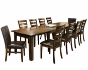 Intercon Dining Set Kona INKA4278BSET