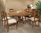 *Intercon Dining Set La Rive IN-LR-TA-5478-BAL-SET