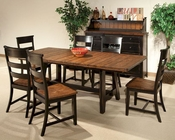 Intercon Dining Set Winchester IN-WN-TA-4285-BHN-SET