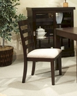 Intercon Dining Side Chair Lifestyle INLI-CH-389C-MDA (Set of 2)