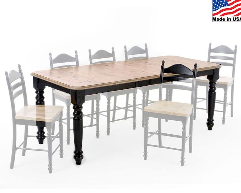 Intercon Dining Table With Leaf Hillside Village Inhv