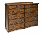 Intercon Dresser Oak Park IN-OP-BR-5812-MIS-C