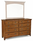 Intercon Dresser Pasadena Revival INPR5408