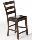 Intercon Kona Ladder Back Counter Stool INKABS669L (Set of 2)