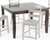Intercon Kona Mango Wood Counter Height Table INKA5454GTAB