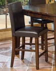 Intercon Kona Parsons Counter Stool INKABS280L (Set of 2)