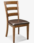 Intercon Ladder Back Side Chair Santa Clara INSTCH889C(Set of 2)