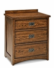 Intercon Night Stand Oak Park IN-OP-BR-5803-MIS-C