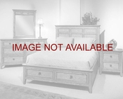 Intercon Panel Bed Alta IN-AL-BR-5350BED