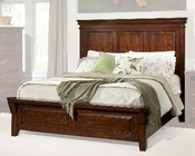 Intercon Panel Bed Star Valley INSR-BR-6260BED