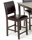 Intercon Parson's PU Counter Stool The Loft INLFBSX280L (Set of 2)