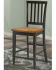 Intercon Slat Back Bar Stool Arlington INARBS180 (Set of 2)